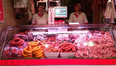 Frankfurter Spezialitäten, Haspel, Rippchen, Sauerkraut